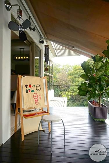 Balmeg Hill Interior Design and Renovation in Singapore