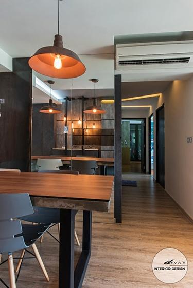 Yishun Ring Road Interior Design and Renovation in Singapore