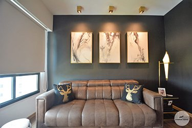 Buangkok Crest Interior Design and Renovation in Singapore