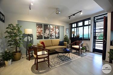 Yishun Interior Design and Renovation in Singapore