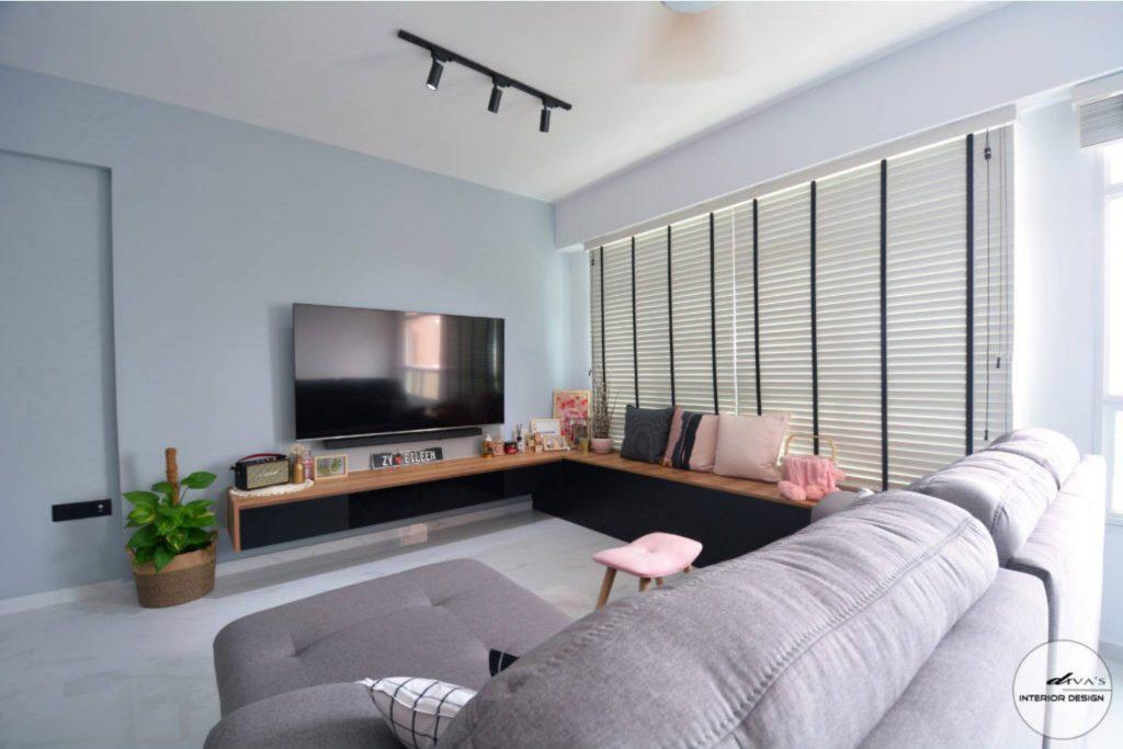 small living room design singapore