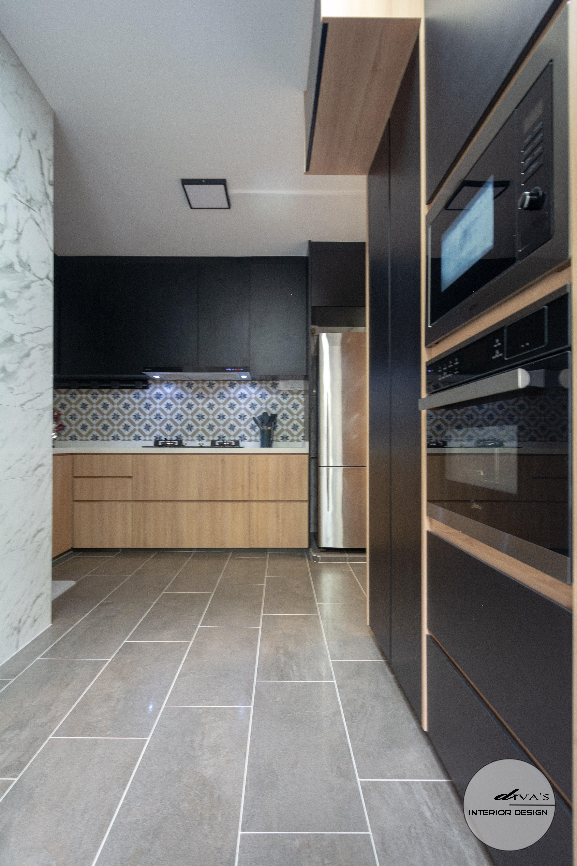 9 Ideas For Small Kitchen Cabinet Design In Singapore   Diva's ...