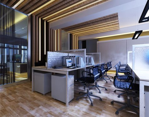office renovation cost